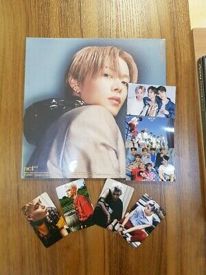 NCT YUTA NCT 127-[Regulate]1st Repackage CD+Booklet+PhotoCard+Gifts