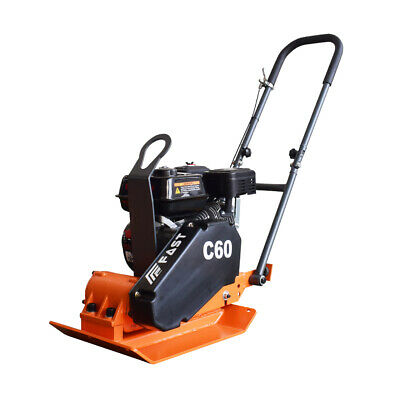 6.5 HP Mini Stone Plate Compactor with Loncin G200F