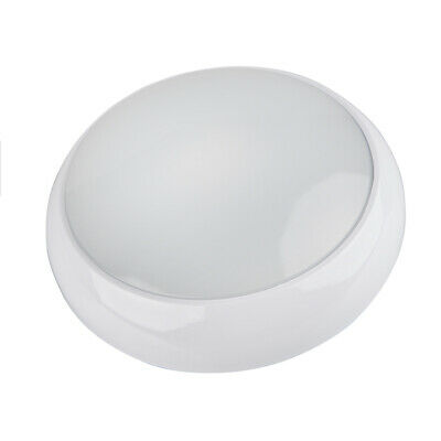 Thorn Escort Bulkhead Emergency Light 8w Led IP65 exterior 800lm shed security.