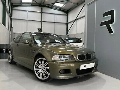 2003 BMW M3 E46 Manual Coupe - 102k | FSH | Individual Messing Metallic Bronze