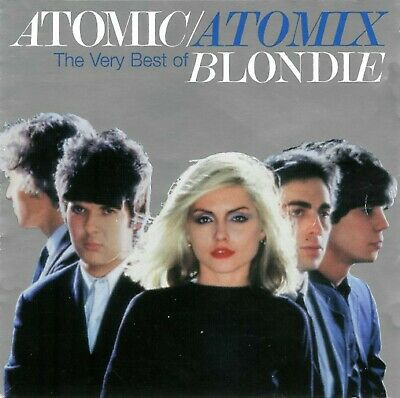 Blondie-Atomic/Atomix The Very Best of Blondie DOUBLE CD