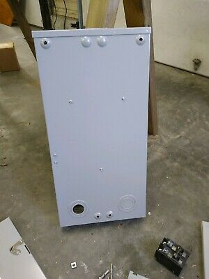 100 AMP Outside Meter Electric Box