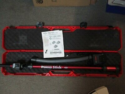 Reed CP15 Pump Stick Cordless Power Transfer Pump with Bosch Battery new