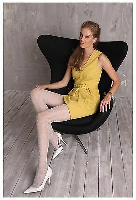 Mura Collant ITALY Patterned Tights C3213 Gigli Made in Italy