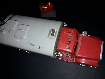 texaco toy tanker truck with pump