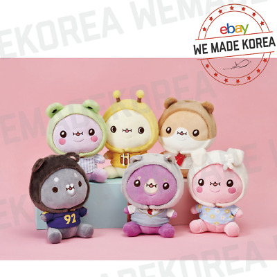 [Pre-Order] Twotuckgom Monsta X Costume Plush Sitting Doll & Hat Set Official MD