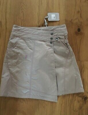 Bnwt Fat Face Girls Beige Wrap Over Skirt-Age 13 Years Rrp £19.50