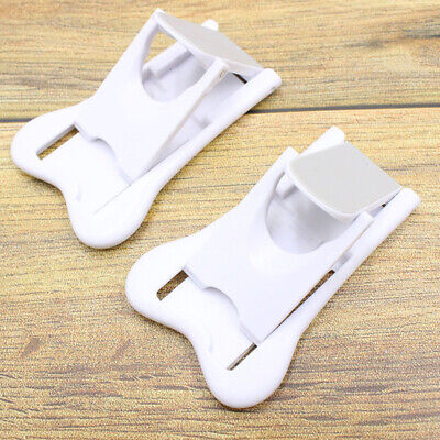 2X Sliding Door Locks For Child Safety Baby Proof Lock Window Wardrobe Bathroom