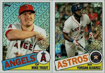 2020 Topps Series 1 Silver Pack Baseball Insert Pick Your Card Free Shipping