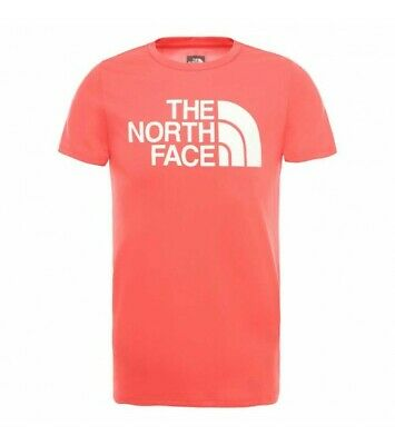 Camiseta Hombre The North Face Reaxion Tee Cayenne Rojo NF0A3S3CNXG
