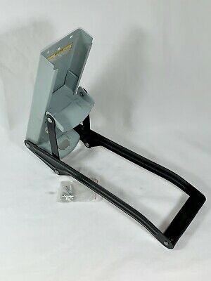 New Wall Mounted Can Crusher with Hardware