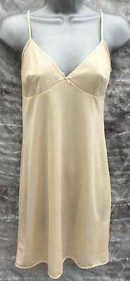 BHS Nude Full Slip Petticoat Size 12 Just Above Knee Length Brand New With Tags