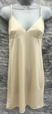BHS Nude Full Slip Petticoat Size 14 Just Above Knee Length Brand New With Tags