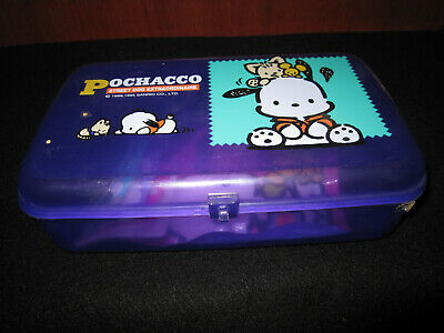 Pochacco pencil box Sanrio Co. 1995