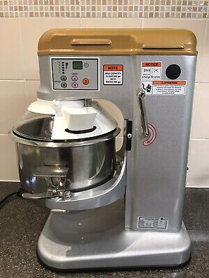 Planetary Mixer with Timer 10 Quart / 9.5 Litre Anvil Alto Stand Dough Mixing