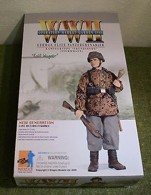 Rolf Wagner 1//6 Scale Green Pea Dot Helmet Cover Dragon Action Figures