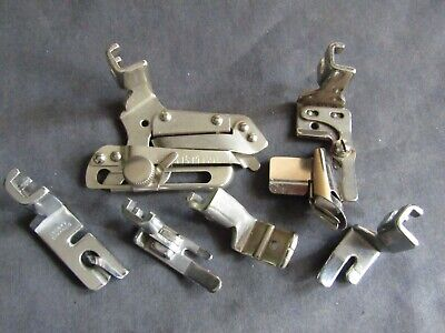 Vintage Singer Sewing-Singer Low Shank Attachments/Feet
