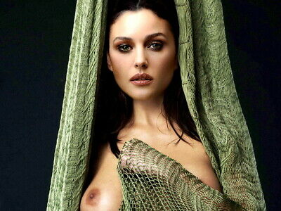 Monica Bellucci Naked 8x10 Picture Celebrity Print