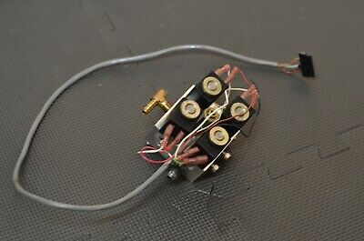 Sds Palm Beach Dental Chair Solenoid Assembly With Wire Harness
