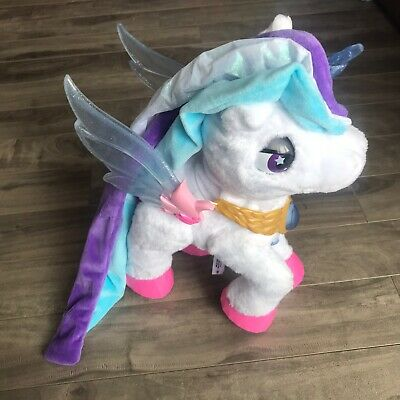 Vtech Unicorn Talking Moving Battery Operated Lights NO ACCESSORIES