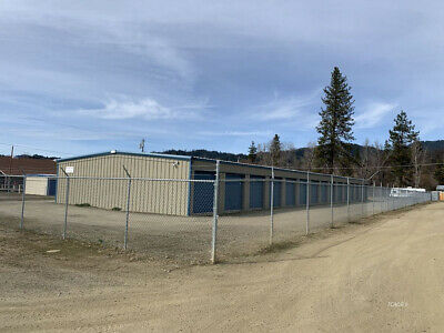 3.26 Acre Self Storage Facility for SALE in Northern California