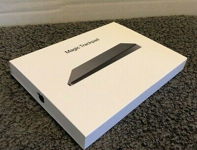Apple Magic Trackpad 2 BOX ONLY MRMF2LL/A MODEL A1535 SPACE GREY