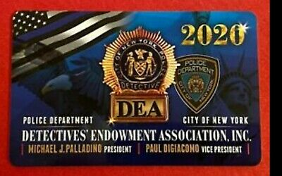 "1 New Authentic Collectible Brand New "" 2020  Dea  Pba Card Not Cea Lba Sba Card"