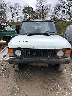 Range Rover classic  Nissan 6 cylinder diesel spare or repairs
