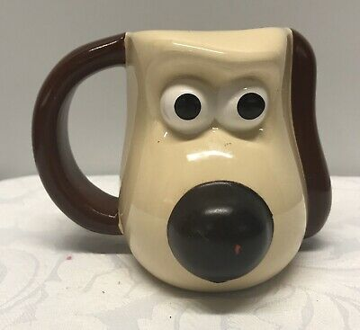 2005 Wallace & Grommit Ceramic Mug