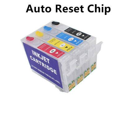 502XL 502 refillable ink cartridge for EPSON XP-5100/5105/WF-2860/2865 ARC CHIP