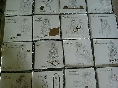 50 New Camilla Cards, Wholesale Joblot Greeting Cards