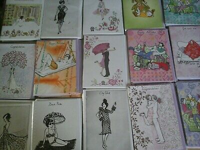 50 Tea Time  Wholesale Joblot Greeting Cards