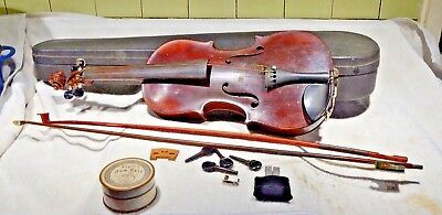 Franz Liebig Dresden GERMANY , JW Pepper Antique German Violin - Stradivarius