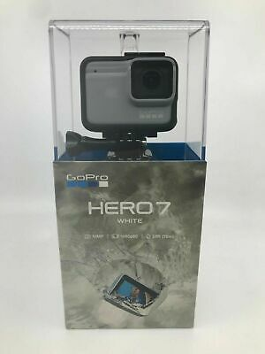 New GoPro HERO7 White HD Action Video Camera Touch Screen Waterproof (CHDHB-601)