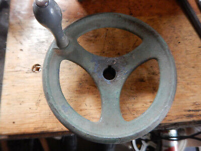 Delta Rockwell  Unisaw Table Saw Industrial Wood Shaper Grinder Handwheel