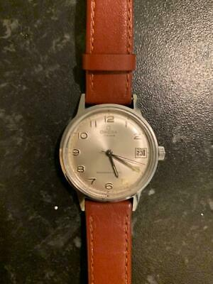 Omega Watch Classic 17 Rubis Shock protected Swiss made Waterproof