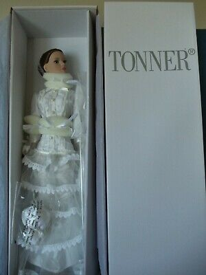 """VICTORIAN ROMANCE Tonner 22"""" American Model Dressed Doll LE250 NFRB 2014"""