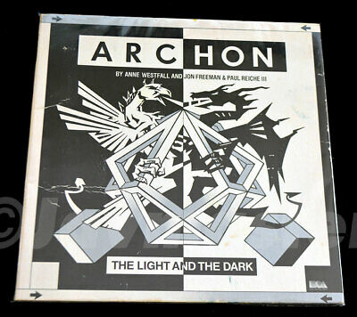 Hard to find Archon game from Electronic Arts for Commodore