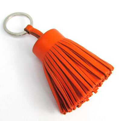 Hermes Carmen Keyring (Orange) BF511595
