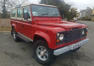 1984 Land Rover Defender 110 County V8 3.5 with Great Service History 4x4 Petrol