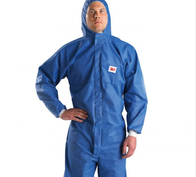 3M 4532+ Disposable Coverall Safety Clothing Splashproof Protective Overall Suit