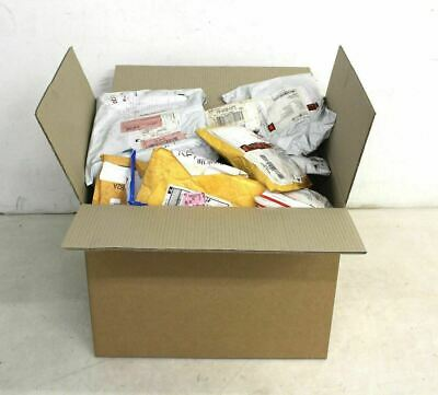 1 Box x25 Undelivered / Lost Small Parcels Mixed Various Items