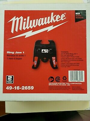 Milwaukee 49-16-2659 Ring Jaw 1  brand new. LAST ONE!