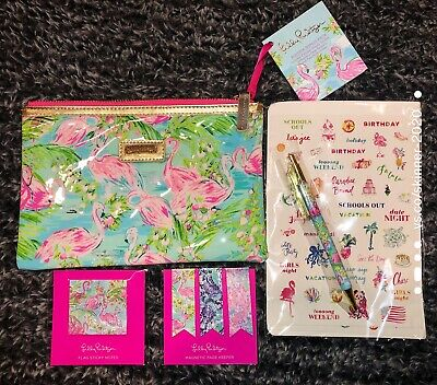 Lilly Pulitzer Agenda Bonus Pack, Pencil holder, Floridita