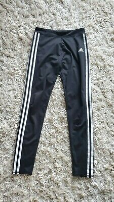 Girls  adidas  3-stripes  pants Size XL( 16)