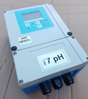 Endress & Hauser Liquisys M CPM253 Conductivity pH