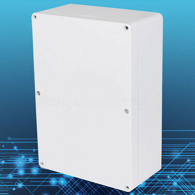 Waterproof ABS Electronic Project Enclosure Plastic Case Screw Junction Box