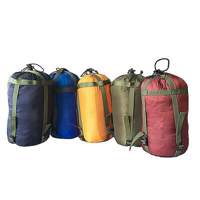 Outdoor Storage Bags Waterproof Compression Stuff Sacks Camping Packs Luggage