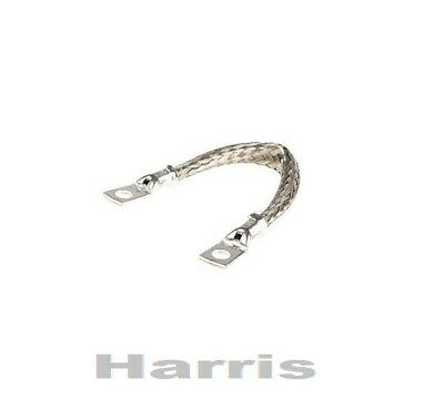 Braided Earth Strap | Engine Gearbox Earth Cable Car Motor Truck Boat Marine 9""