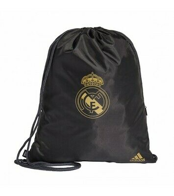 Gymsack Adidas Real Madrid 2019/2020 Gris DY7714